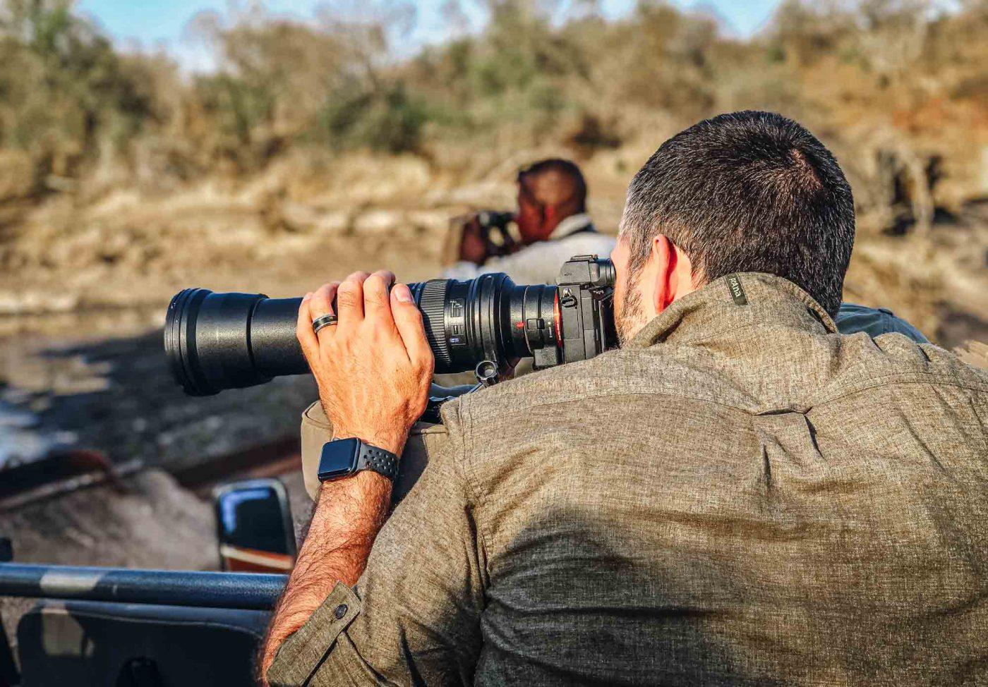 Sustainable Safari Clothing Guide: Africa Safari Shirt Mens