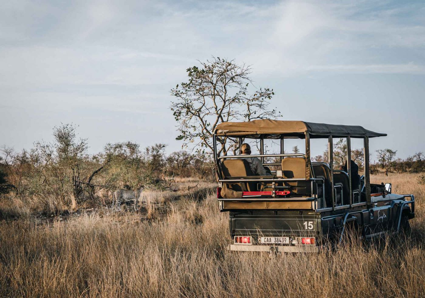 best place for safari in africa