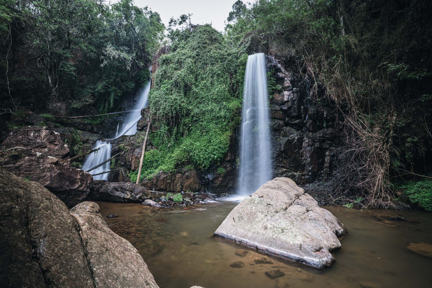 Sabie Falls, Panorama Route, South Africa