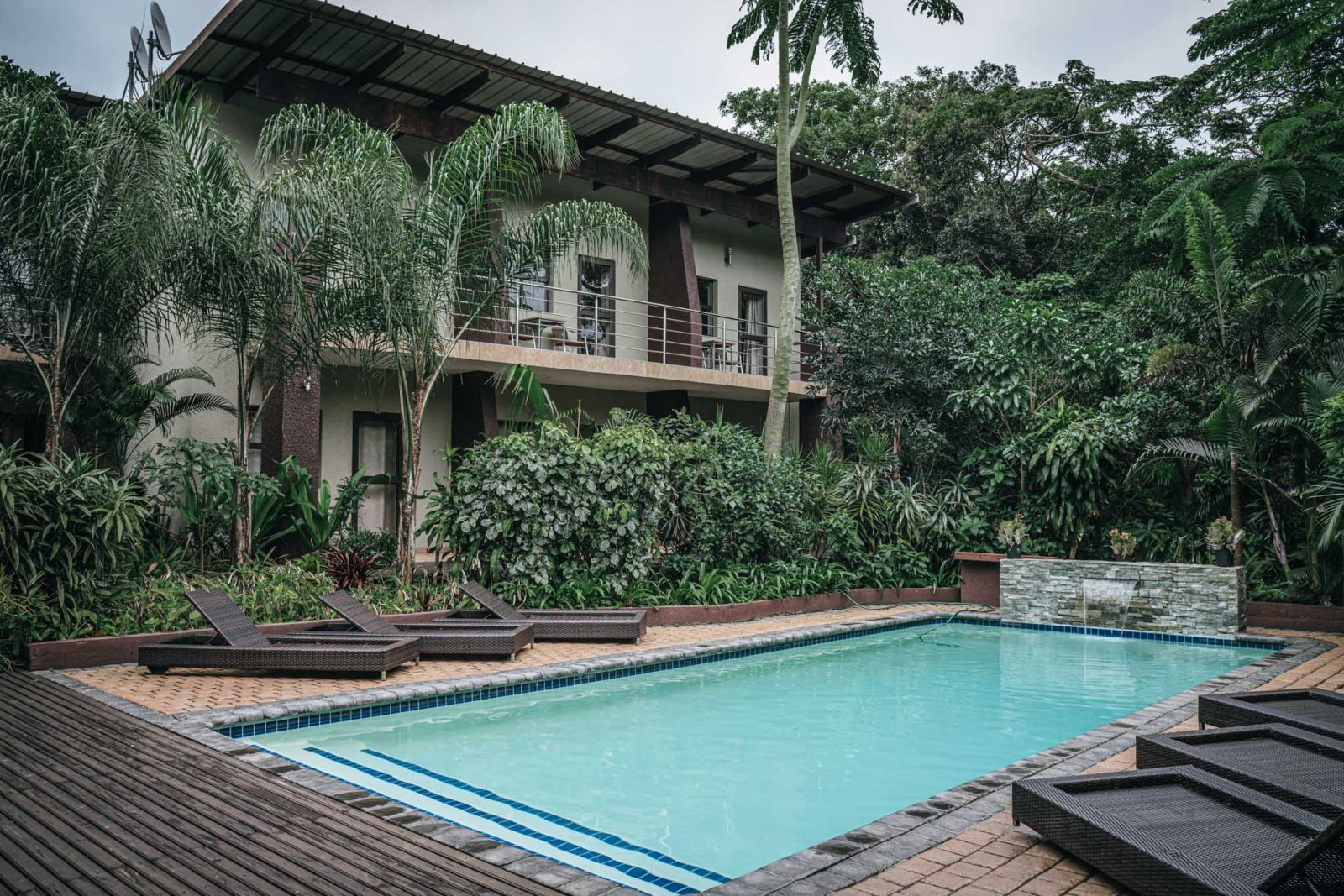 Forest Lodge, St Lucia