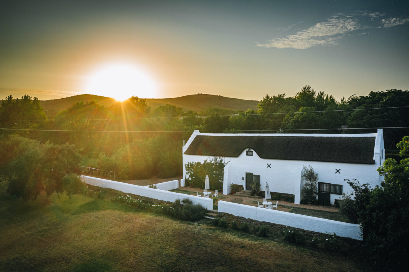 Jan Harmsgat Country House & Farm, Swellendam, South Africa
