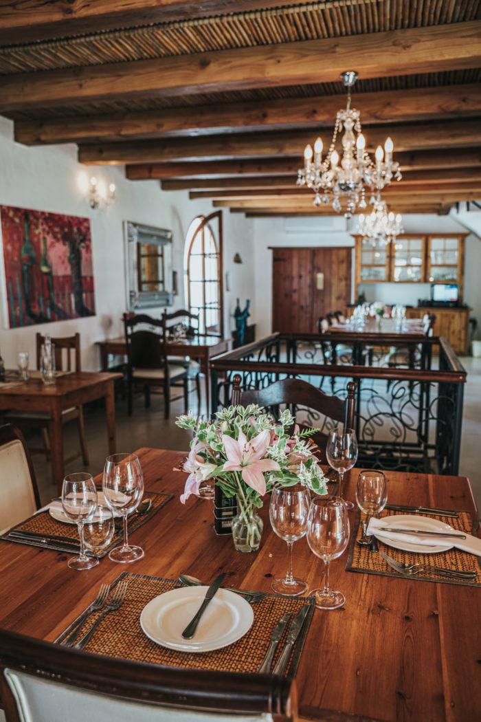 Jan Harmsgat Country House & Farm, Swellendam, South Africa