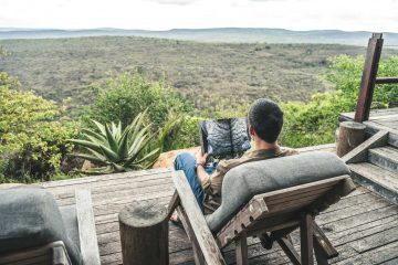 Staying in Rhino Ridge Safari Lodge in Hluhluwe-iMfolozi Park, South Africa