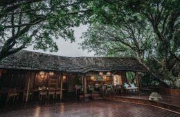 Kosi Forest Lodge, Kosi Bay, iSimangaliso Wetland Park, South Africa