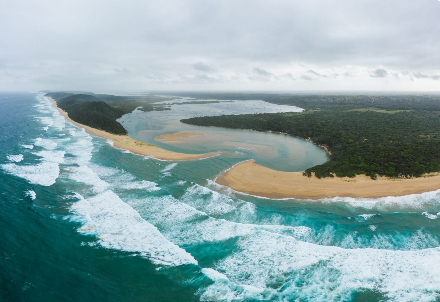 Kosi Bay Mouth, iSimangaliso National Park