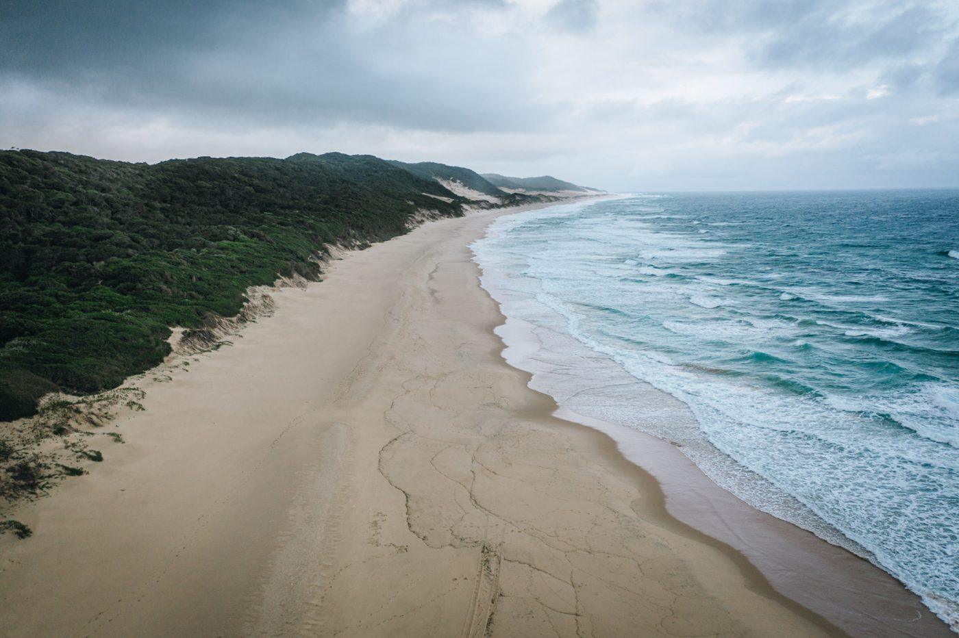 Mabibi Beach, iSimangaliso Wetland Park