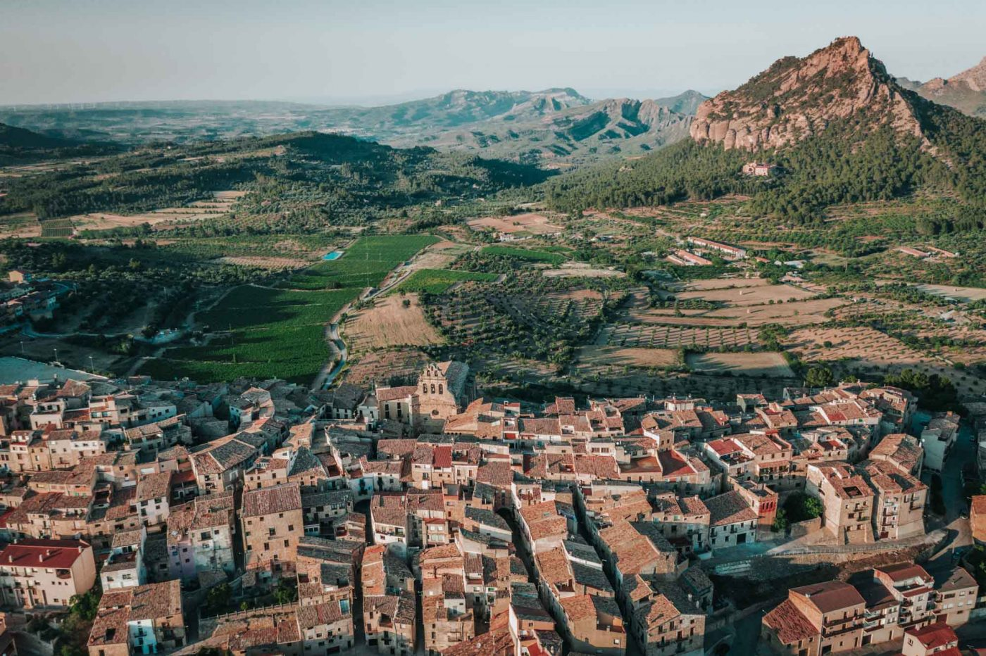 Day trips from Barcelona: Horta de Sant Joan, Catalonia