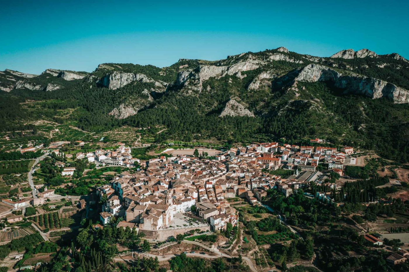 Day trip from Barcelona: Tivissa, Catalonia
