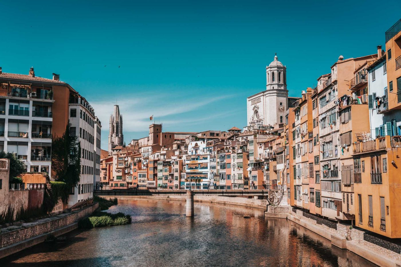 Day trips from Barcelona: Girona, Spain