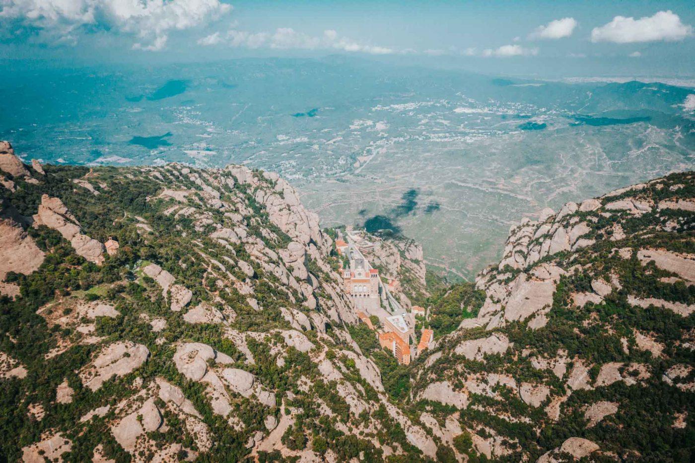 Best day trip Montserrat, Barcelona
