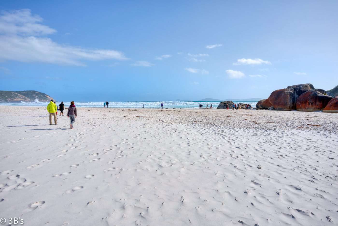 best beaches in Australia, Squeaky Beach
