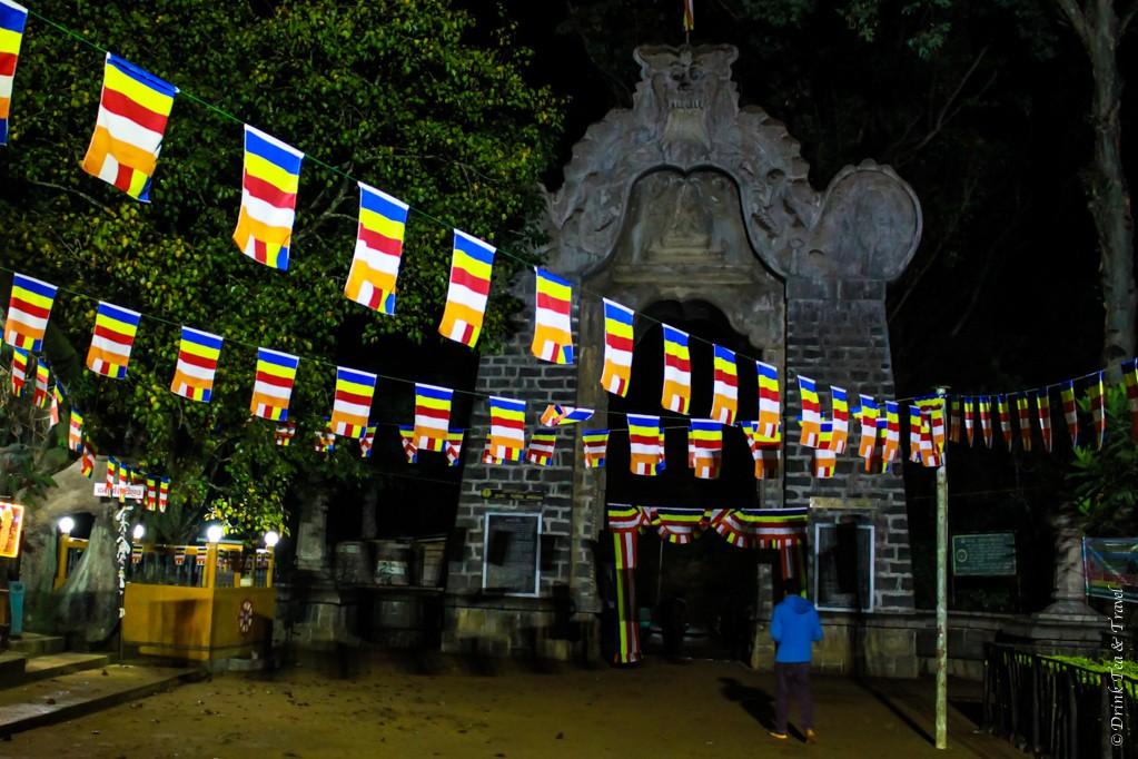 Adam's Peak Sri Lanka