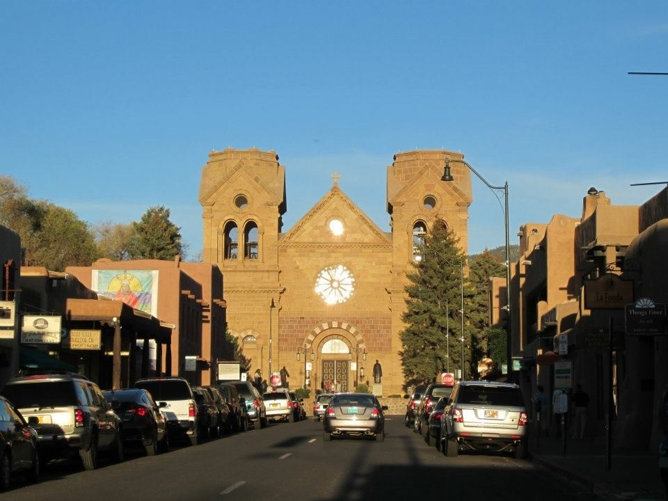 Best US Cities: St Francis Cathedral Santa Fe