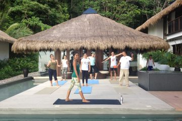 Work and Travel Abroad: Work as a Yoga Instructor