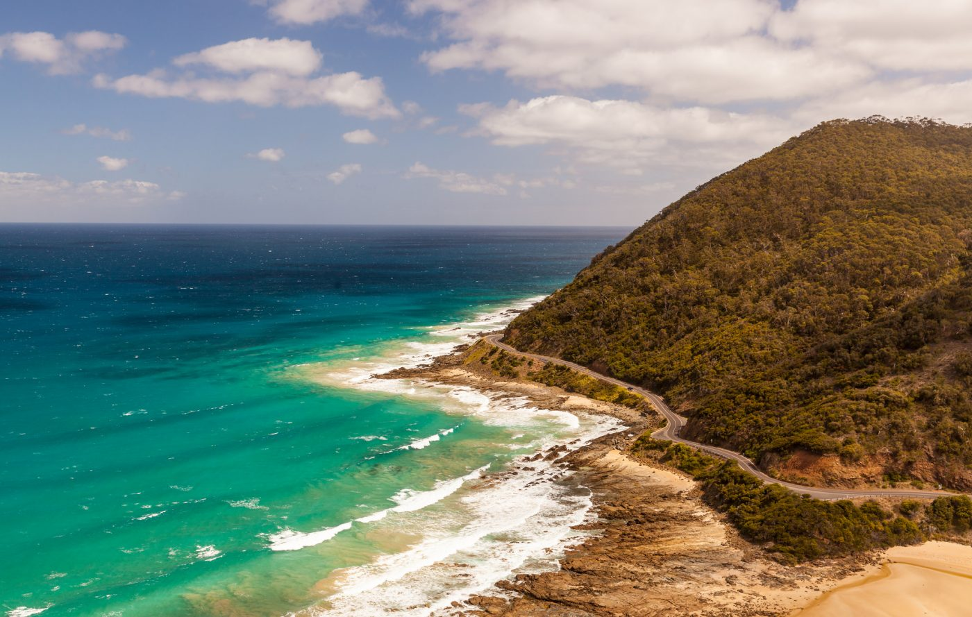 Great Ocean Drive Itinerary: Best Way to Tour Great Ocean Road, Teddy's Lookout, Australia