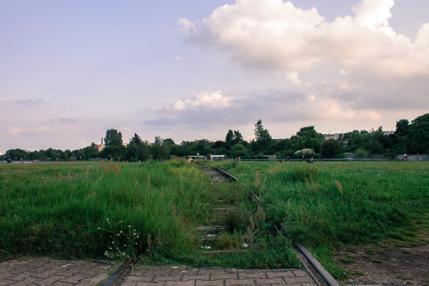 Tempelhofer Feld. Berlin, Germany Contributed by Sam from Alternative Travelers