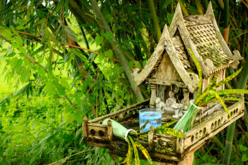 Cultural Close-up: Spirit Houses in Thailand