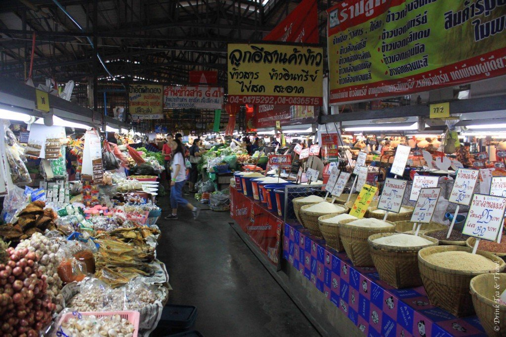 Thai Farm Cooking Class: Ruamchook Market, Chiang Mai, Thailand
