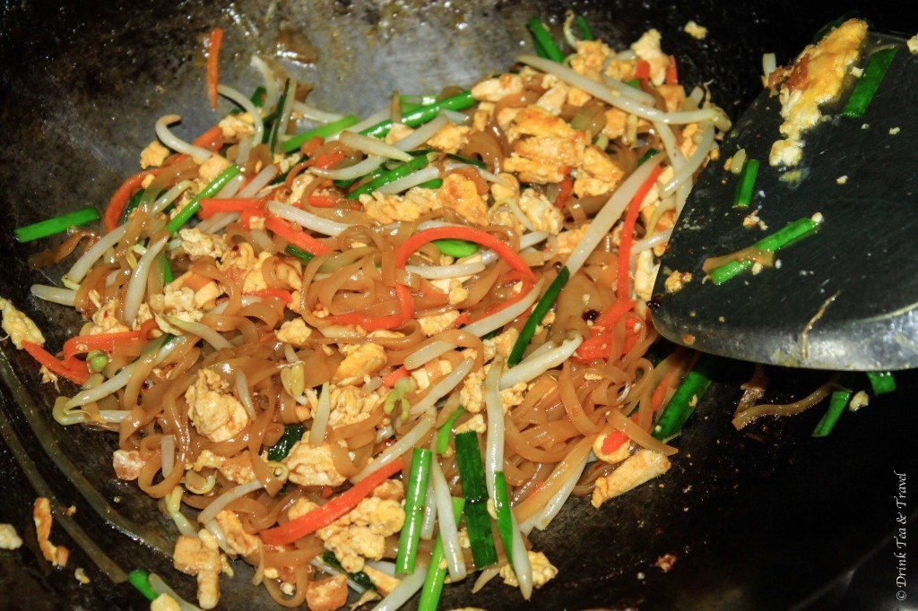 Pad Thai, Thai Farm Cooking School
