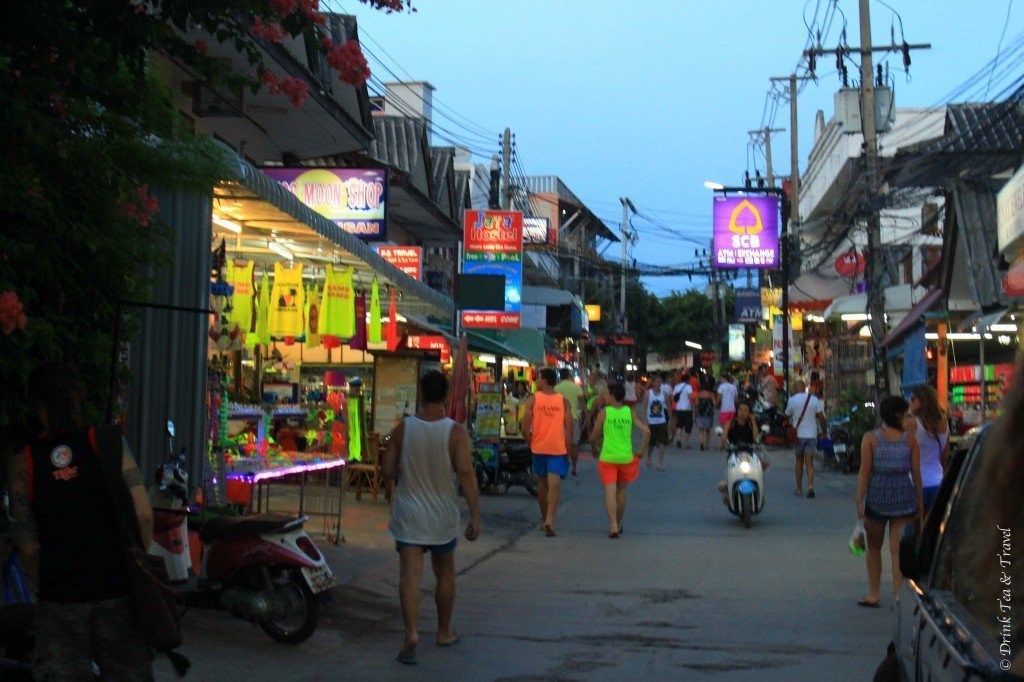 Full Moon Party, Koh Phanghan, Thailand