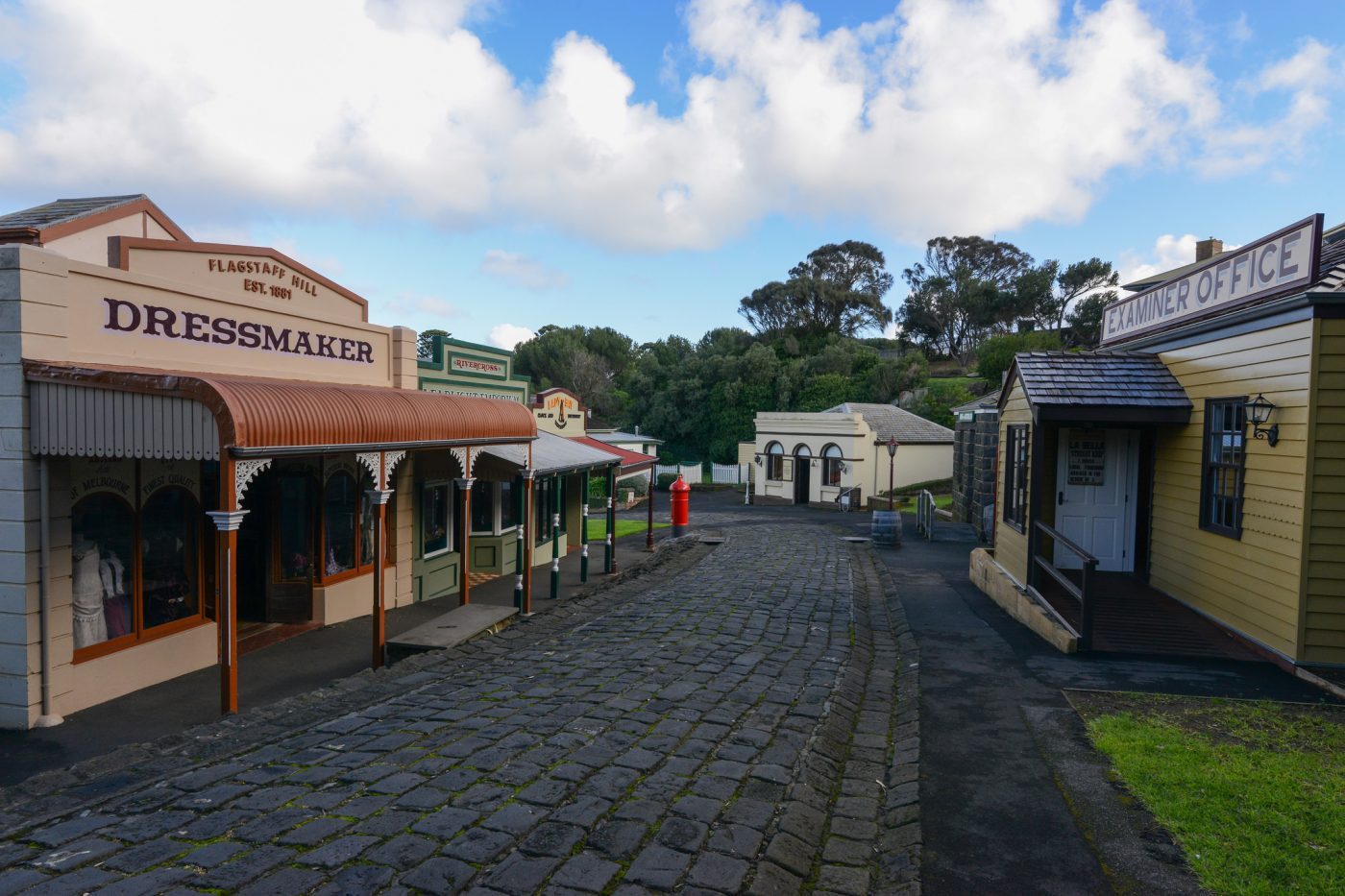 Great Ocean Drive Itinerary: Best Way to Tour Great Ocean Road, The Flagstaff Hill Maritime Village, Australia