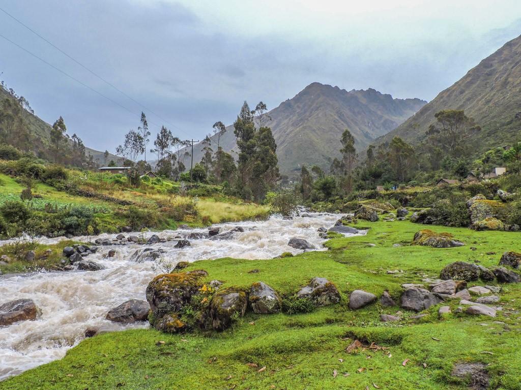 The Lares Trek to Machu Picchu Cusco