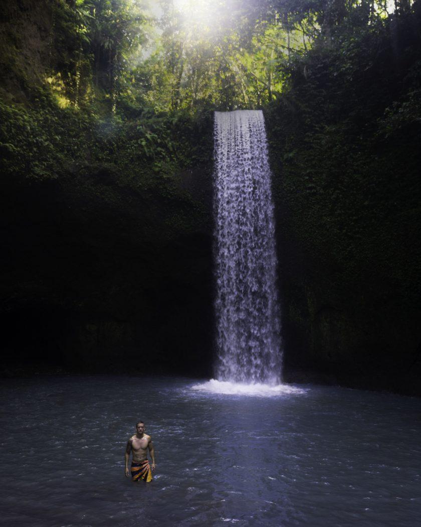 ubud waterfalls