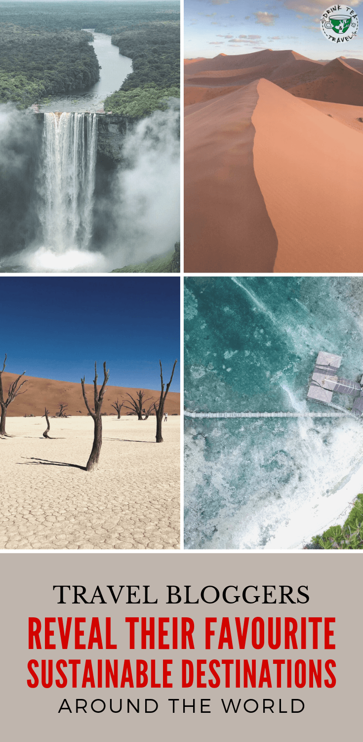 Travel Bloggers reveal their favourite sustainable destinations