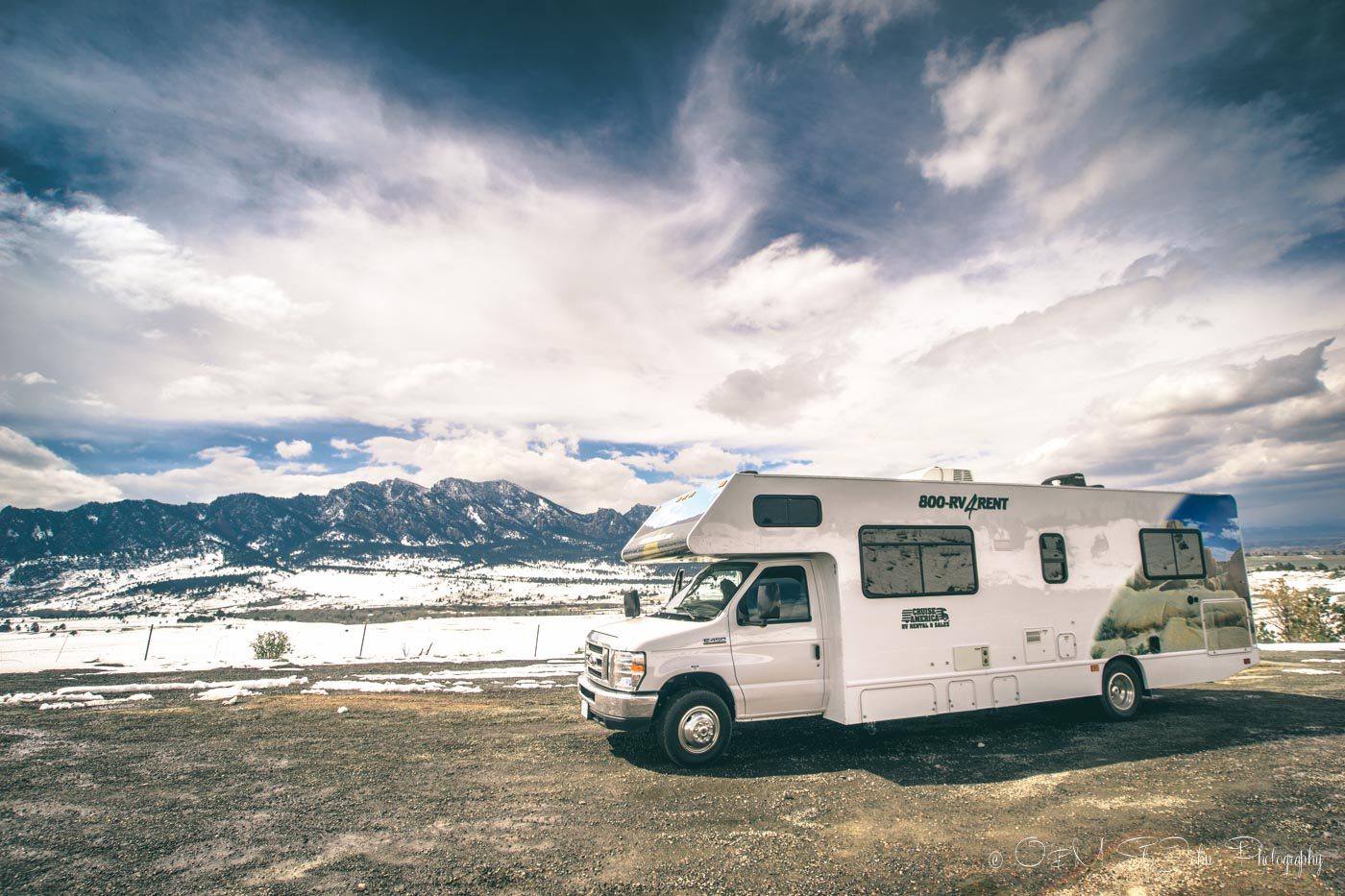Colorado road trip: The RV responsible for taking us around Colorado