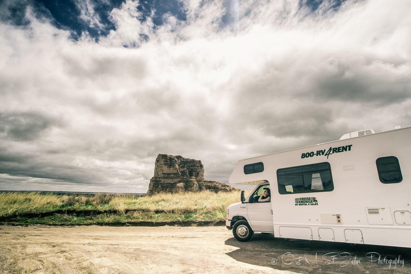 America RV road trip
