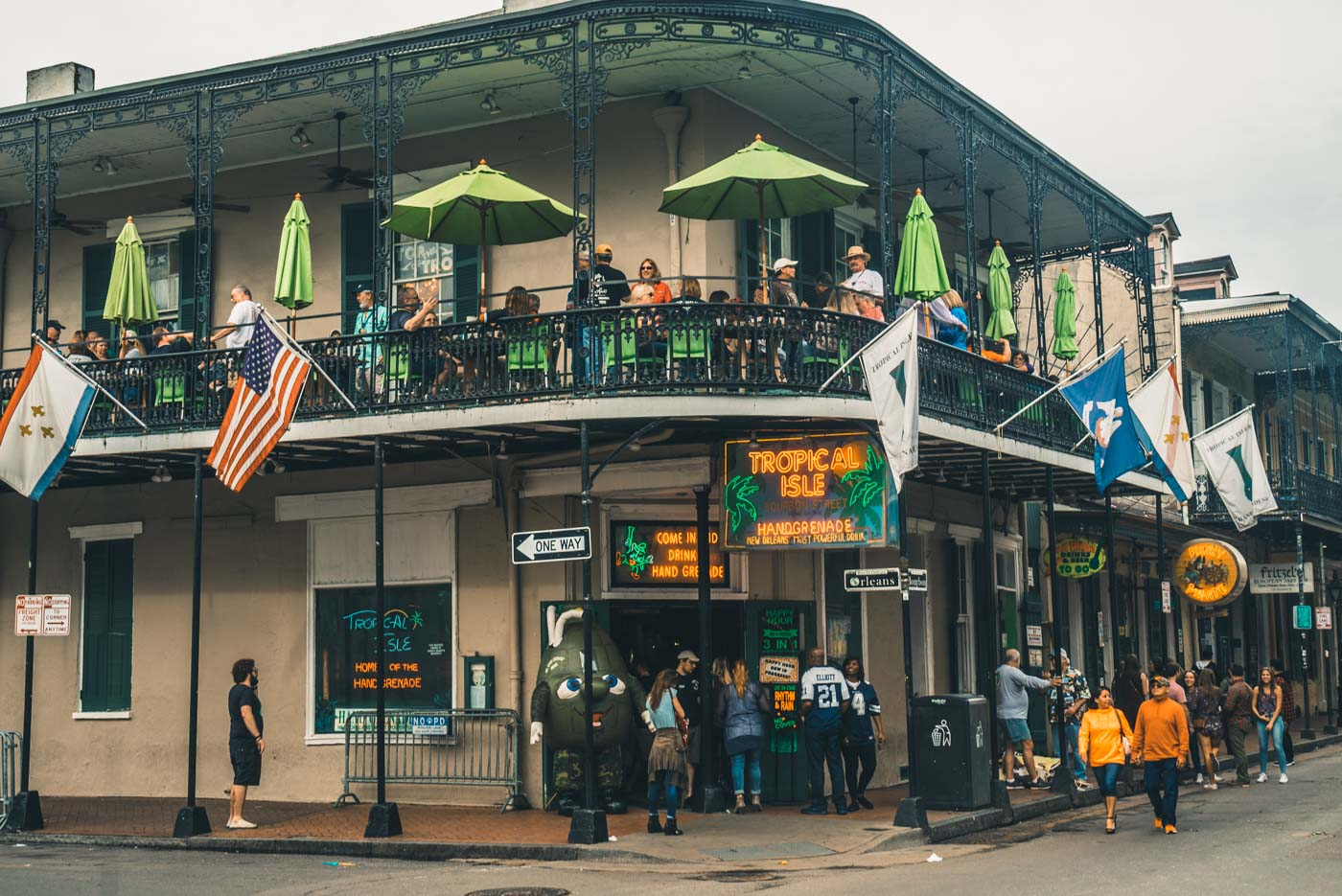 French Quarters, New Orleans