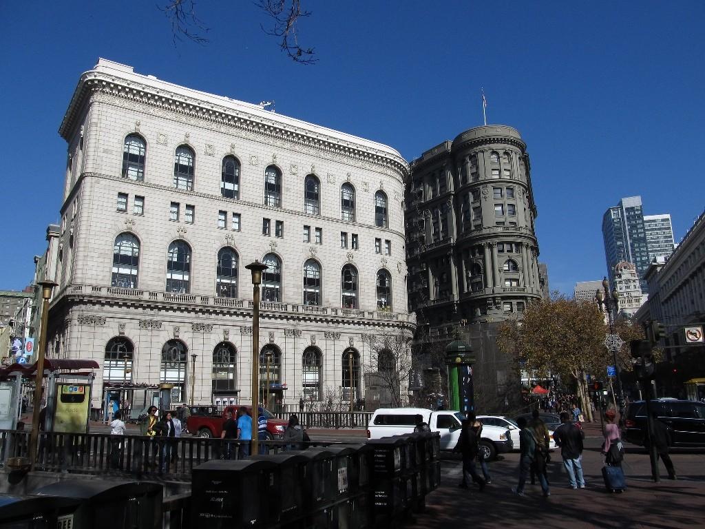Union Square District, San Francisco, California