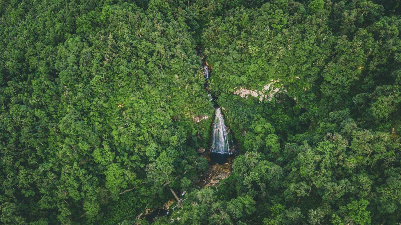 Sapa Vietnam, Sapa Waterfalls