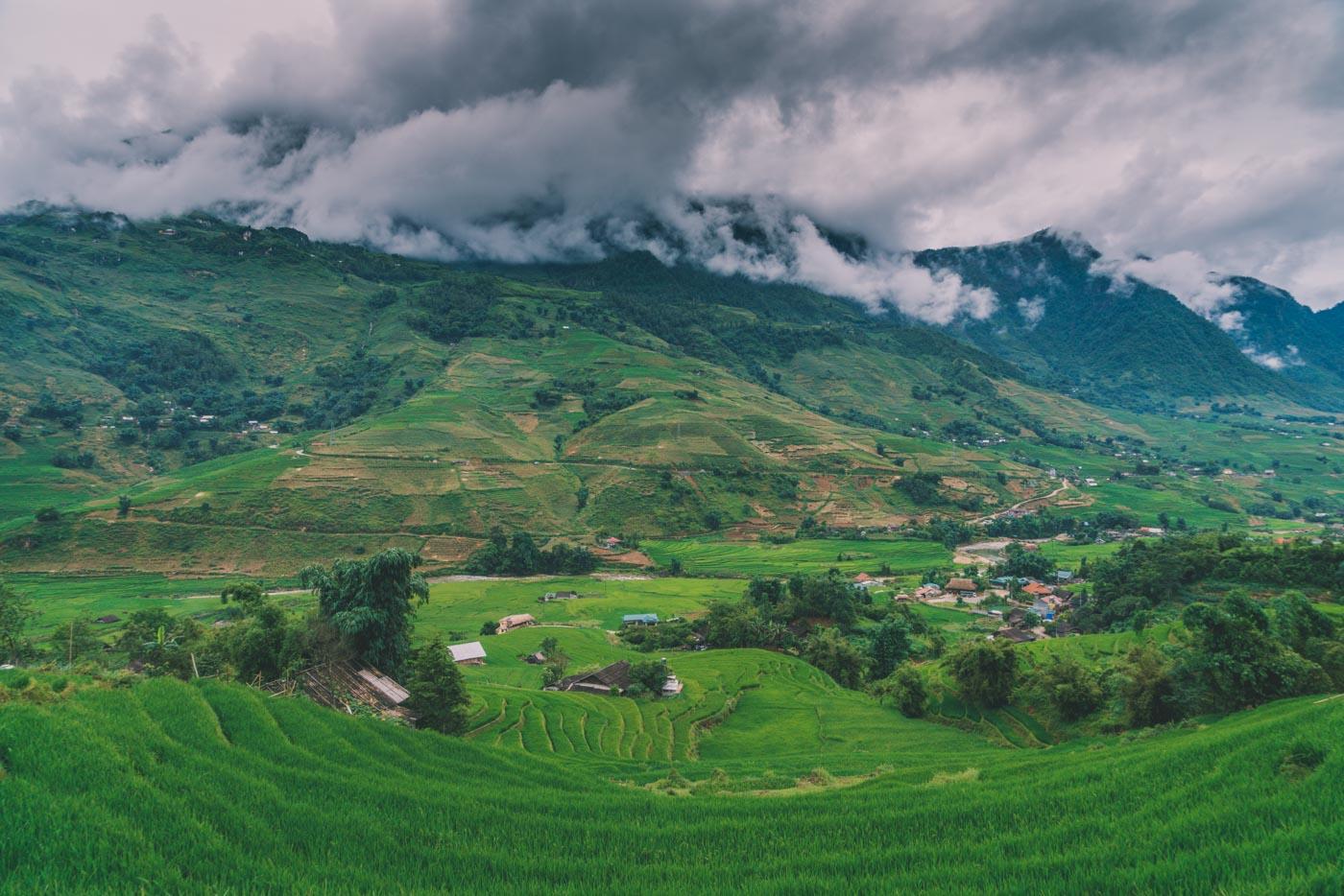3 days trekking in Sapa Vietnam