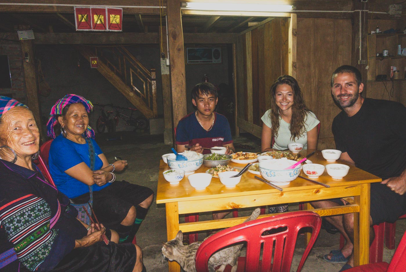 Sapa Vietnam, homestay
