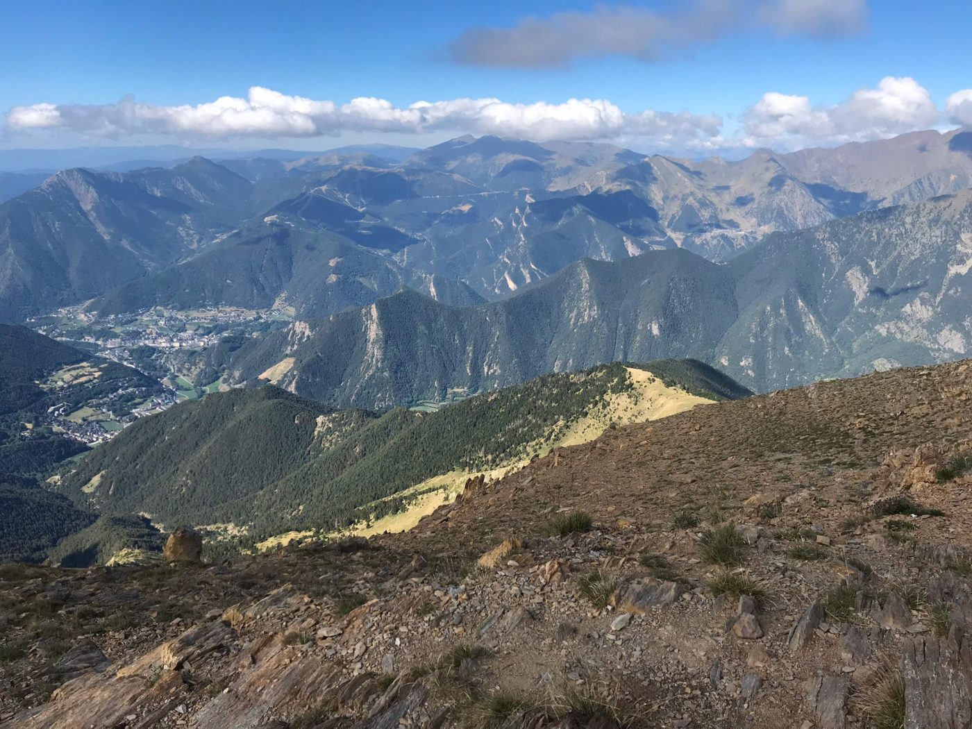Things to do in Andorra: Casamanya peak