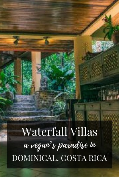 Waterfall Villas - a Vegan's Paradise in Dominical, Costa Rica