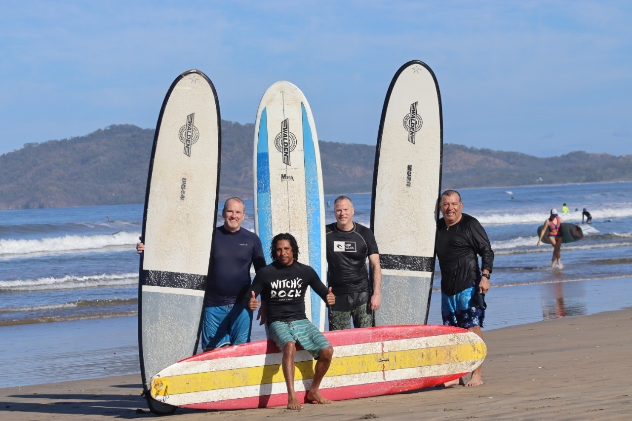 tamarindo surf camp