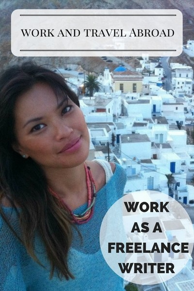 Work and travel abroad - Work as a freelance writer