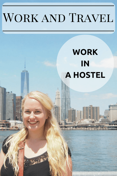 Work and Travel Abroad Series features travelers who found unique jobs that sustain their long term travels. Today, we talk about working in hostels.