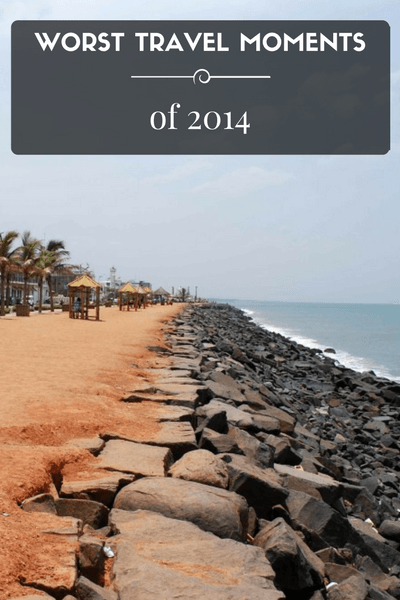 My worst travel moments of 2014