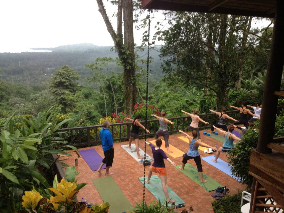 Yoga teacher certification Costa Rica