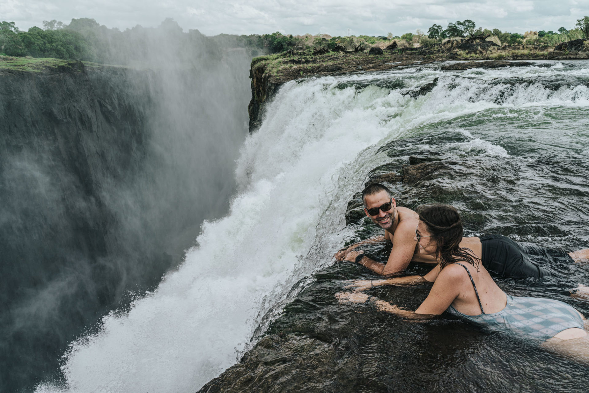 Visiting Devils Pool Victoria Falls: What to Expect | Drink Tea & Travel