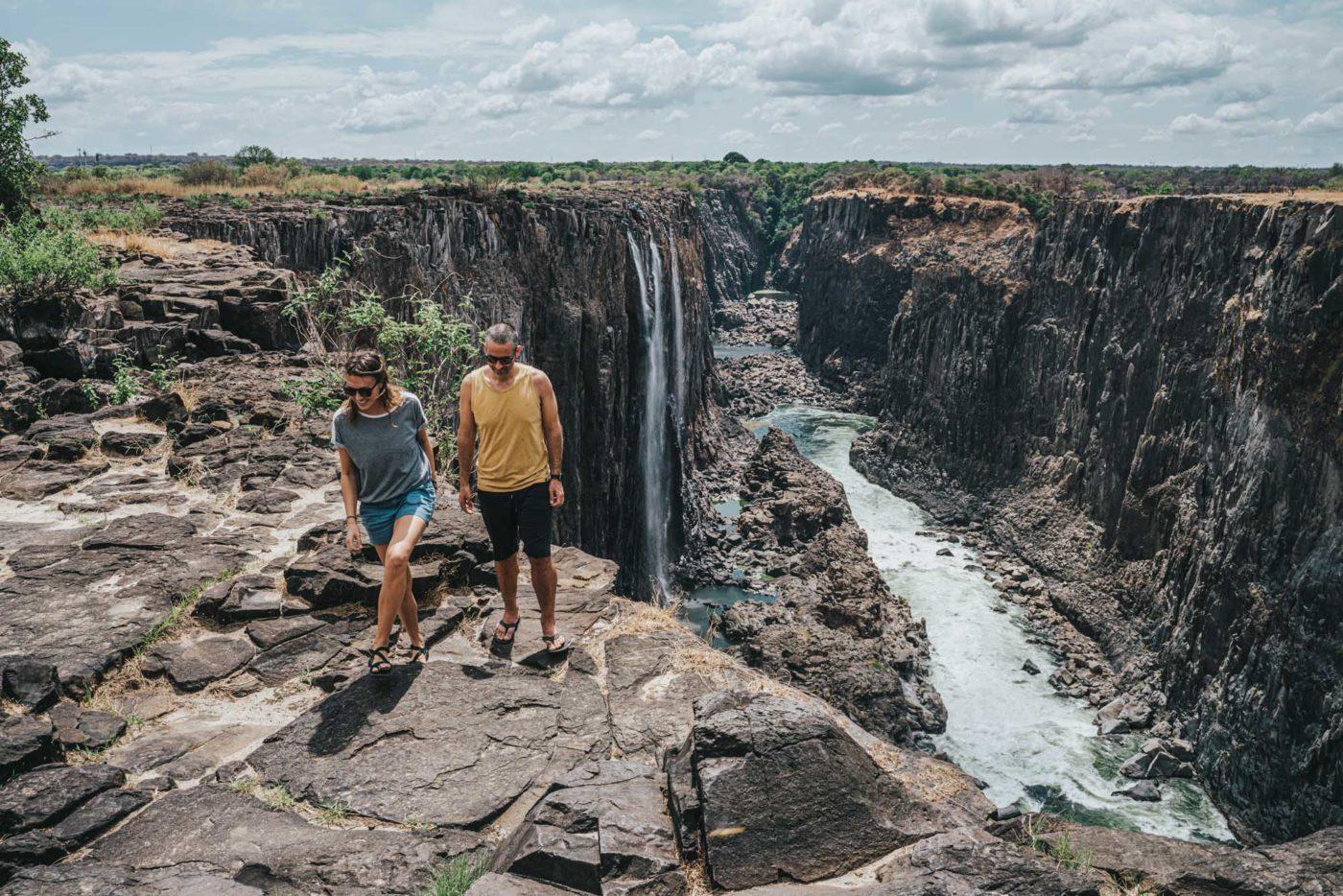 Africa honeymoon