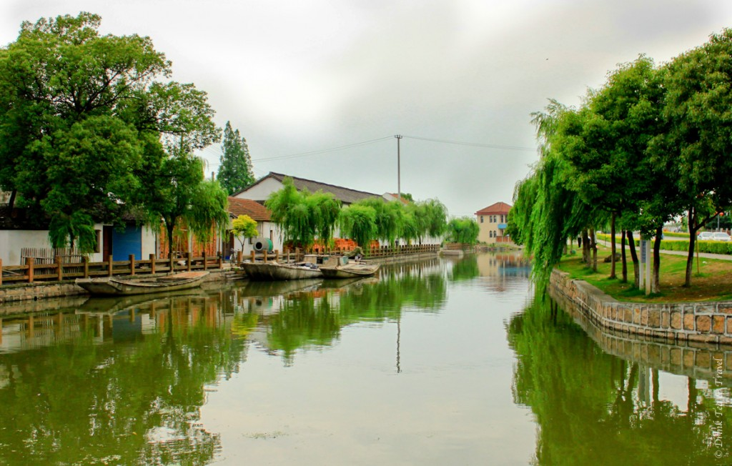 Zhujajiao, China