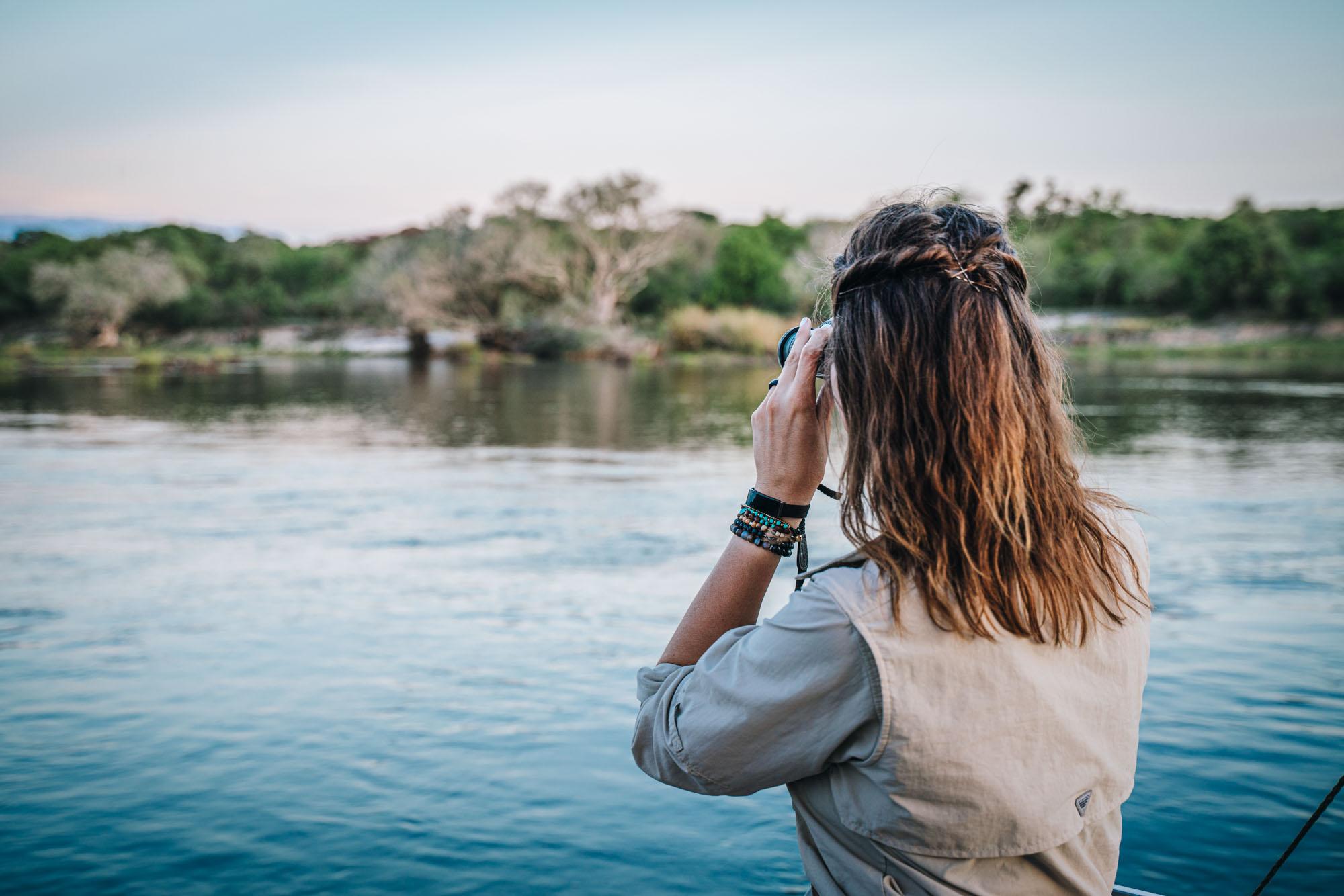 River Safari in Zambezi National Park, Victoria Falls activities