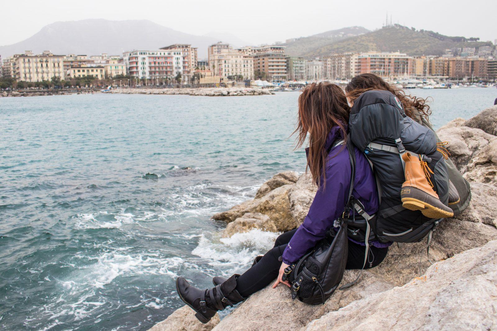 Workaway: Traveling backpacker