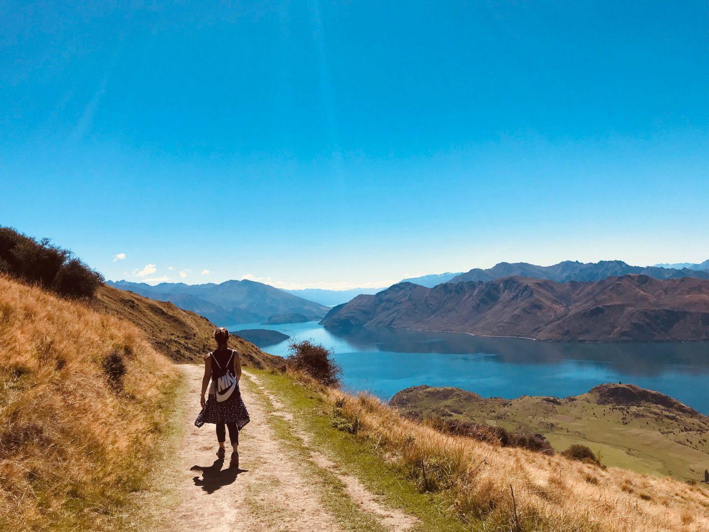 New Zealand South Island Hikes - Roys peak wanaka