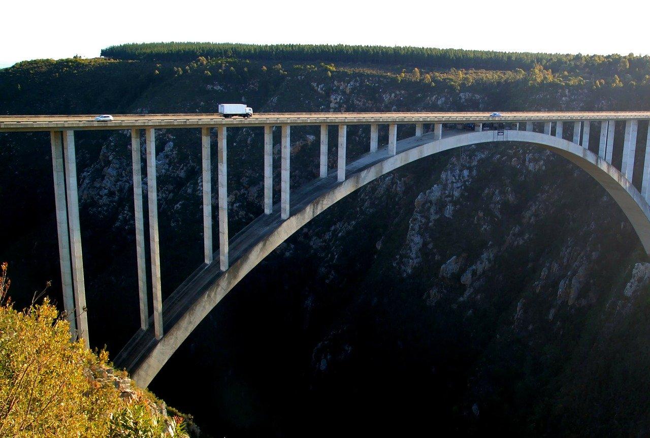 Bloukrans Bridge, Garden Route