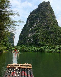 Beautiful places in China: Guilin Guanxi China